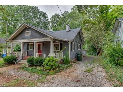 Rutherfordton Single Family Home For Sale: 439 N Main Street