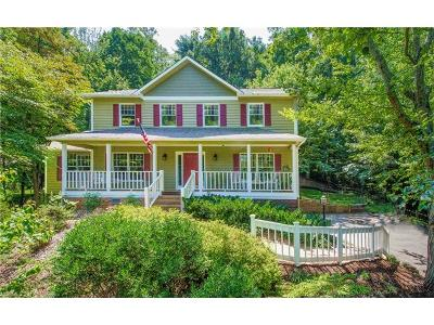 Asheville Single Family Home For Sale: 37 Wilderness Road #6