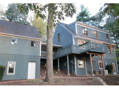 Asheville Single Family Home For Sale: 337 Beaverdam Road #1