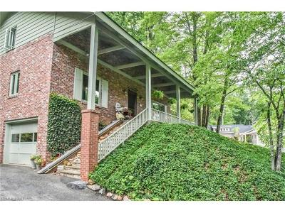 Black Mountain Single Family Home For Sale: 113 Fairway Drive