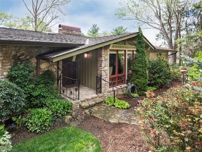 Asheville Single Family Home For Sale: 390 Windsor Road