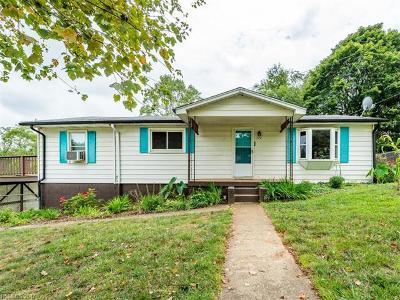Asheville Single Family Home Under Contract-Show: 224 Cedar Hill Road