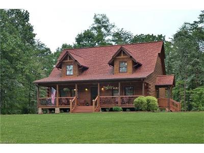 Lake Lure Single Family Home For Sale: 695 McOwenben Pass