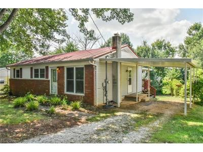 Asheville Single Family Home For Sale: 51 Shannon Drive #4 & 9