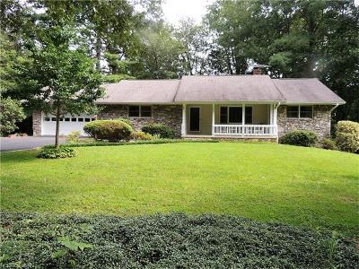 Hendersonville Single Family Home For Sale: 160 Broyles Road #11
