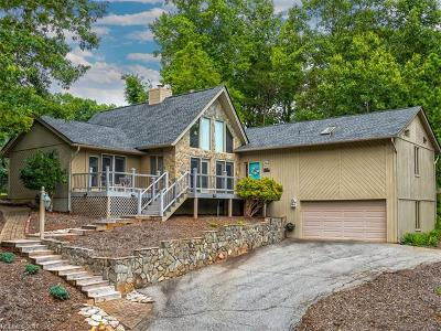 Lake Lure Single Family Home For Sale: 326 Fern Loop