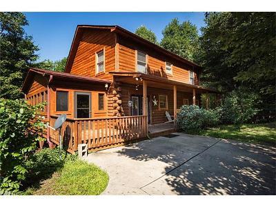 Lake Lure Single Family Home For Sale: 160 Juniper Creek