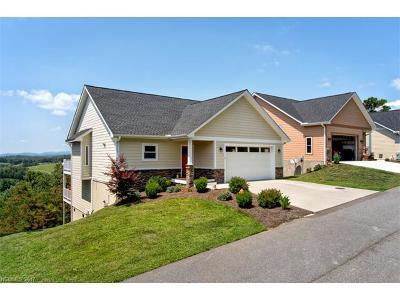 Weaverville Single Family Home Under Contract-Show: 4 Brilliant Sunset Lane #9