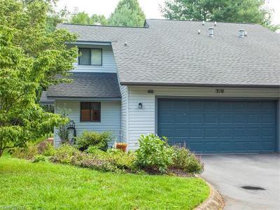 Asheville Condo/Townhouse For Sale: 310 Oak Place
