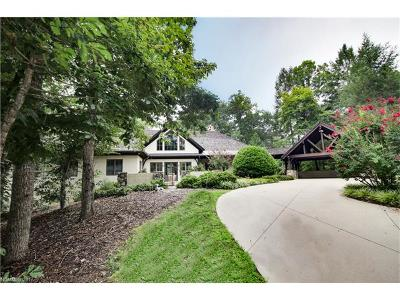 Lake Lure Single Family Home For Sale: 216 Quarters Lane