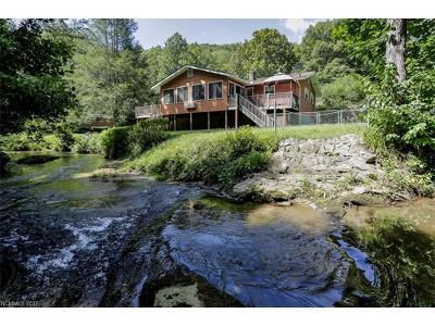 Lake Lure Single Family Home For Sale: 104 Julian Way