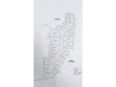Asheville Residential Lots & Land For Sale: 19 Powers Dr & 207 N Bear Creek Road