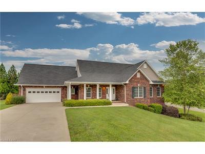 Rutherfordton Single Family Home For Sale: 114 Southridge Drive
