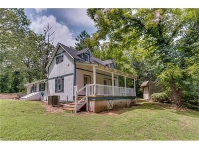 Tryon Single Family Home For Sale: 289 Carson Street