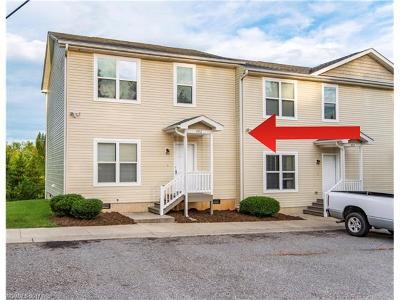 Asheville Condo/Townhouse For Sale: 402 Villas Court