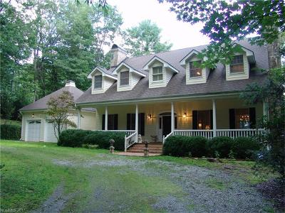 Lake Toxaway Single Family Home For Sale: 814 East Shore Drive #A-29R