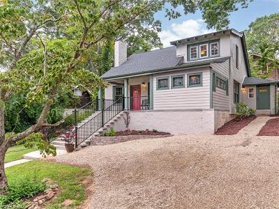 Asheville Single Family Home For Sale: 270 Forest Hill Drive