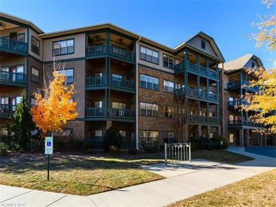 Asheville Condo/Townhouse For Sale: 9 Kenilworth Knoll #410