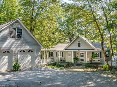 Saluda Single Family Home Under Contract-Show: 493 Haven Drive