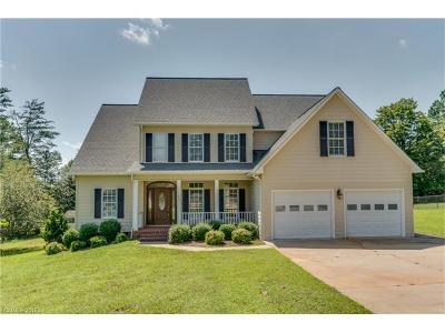 Rutherfordton Single Family Home For Sale: 365 Chisholm Trail
