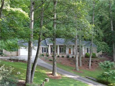 Asheville Single Family Home For Sale: 31 Wilderness Road #7
