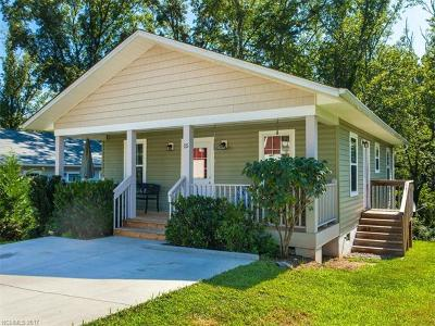 Asheville NC Single Family Home For Sale: $259,900