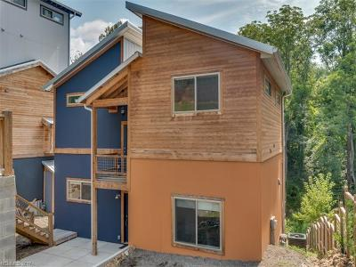 Asheville NC Single Family Home For Sale: $458,000