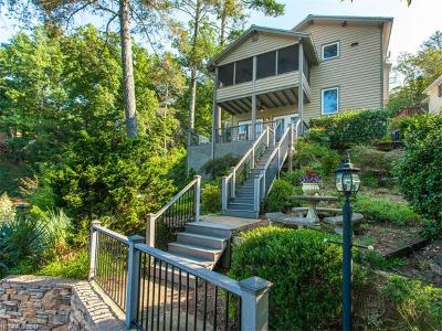Lake Lure Single Family Home For Sale: 335 North Shore Drive