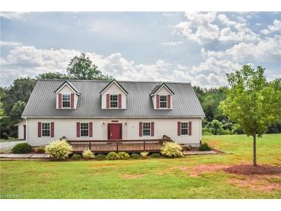 Tryon Single Family Home For Sale: 1172 Moore Road