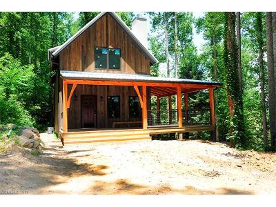 Weaverville Single Family Home For Sale: 121 Mundy Cove Road