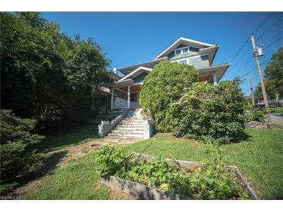 Asheville Single Family Home For Sale: 271 S French Broad Avenue
