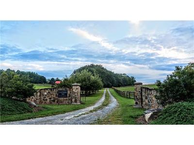 Mill Spring Residential Lots & Land For Sale: 5911 Big Level Road
