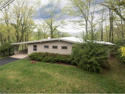 Black Mountain Single Family Home Under Contract-Show: 310 Allen Mountain Drive #42B