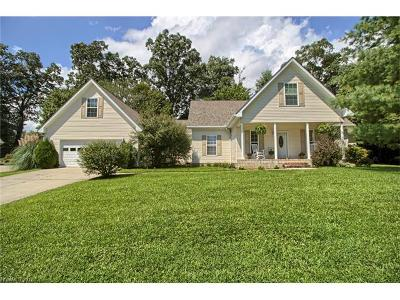 Etowah Single Family Home For Sale: 3 E Sunset Ridge Drive #11