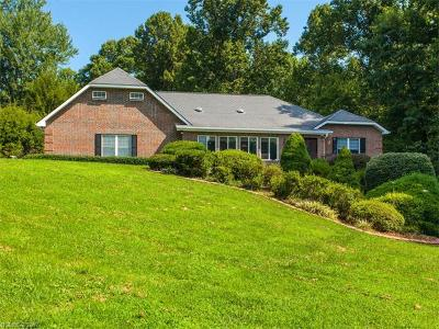 Hendersonville Single Family Home Under Contract-Show: 108 Skyview Lane