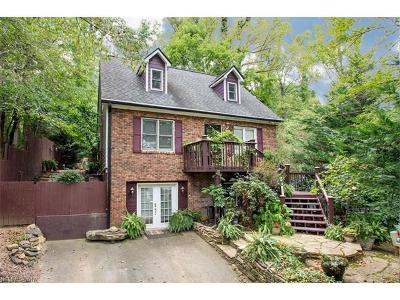 Asheville Single Family Home For Sale: 28 Marne Road