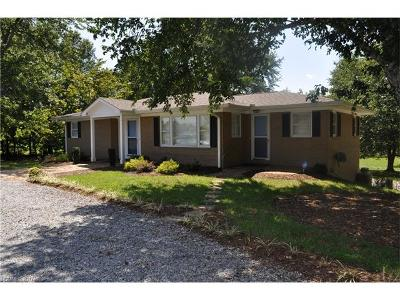 Single Family Home For Sale: 9314 Nc Hwy 9 Highway