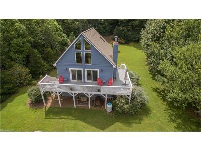 Black Mountain Single Family Home Under Contract-Show: 63 Treehaven Road