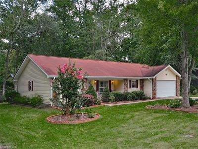Mills River Single Family Home Under Contract-Show: 26 Partridge Berry Loop