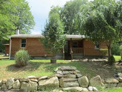 Asheville Single Family Home For Sale: 85 Aurora Vista Drive