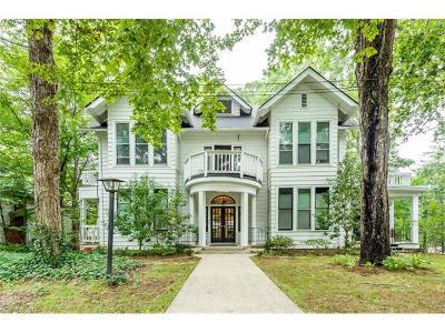 Asheville Multi Family Home For Sale: 43 Caledonia Road
