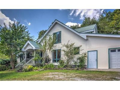 Pisgah Forest Single Family Home For Sale: 117 Lankford Road