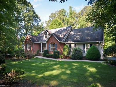 Hendersonville Single Family Home Under Contract-Show: 207 Heathcote Road
