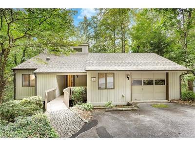 Asheville Condo/Townhouse For Sale: 29 Cedarwood Lane