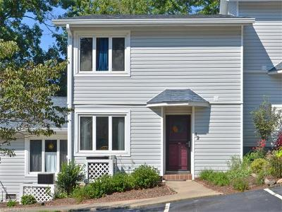 Asheville Condo/Townhouse For Sale: 12 Hollybrook Drive