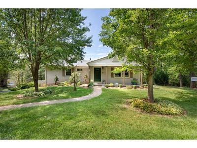 Asheville Single Family Home For Sale: 8 Rolling View Drive