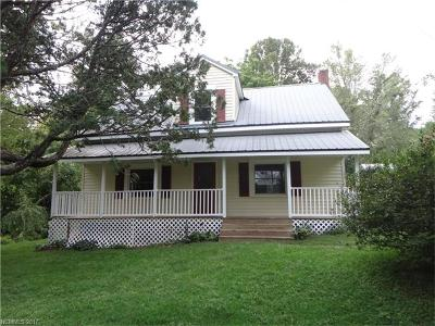 Transylvania County Single Family Home Under Contract-Show: 167 Church Street
