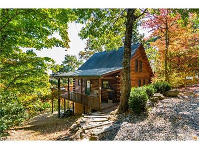 Lake Lure Single Family Home For Sale: 169 Laurel Lane