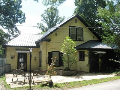 Black Mountain Single Family Home For Sale: 804 Montreat Road