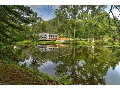 Candler Single Family Home For Sale: 259 Black Oak Cove Road